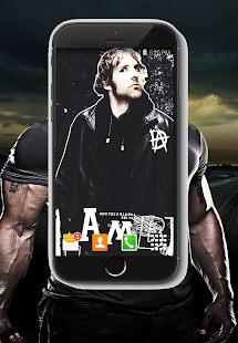 Wallpapers HD Of Dean Ambrose WWE 2018 - náhled