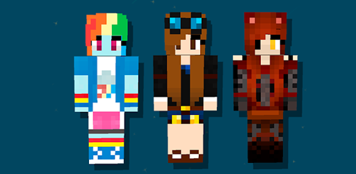 Choose between more than 100 differents beautiful girl skins for MCPE!