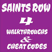 CHEATS & GUIDE - SAINTS ROW 4
