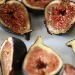 Oven Roasted Figs.