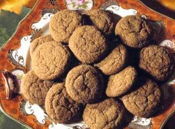 Old Fashioned Gingersnaps Recipe