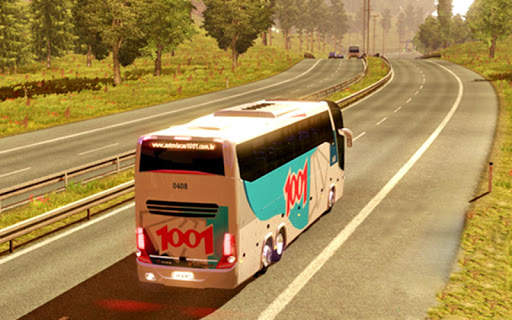 US Smart Coach Bus 3D: Free Driving Bus Games apktram screenshots 2