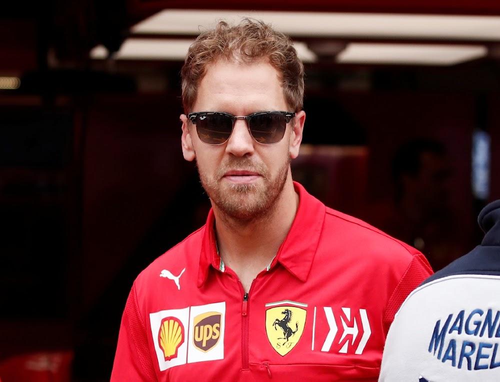Vettel soek Belgiese wegbreek op 'n gelukkige jagveld
