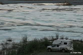 Photo: Dempster Highway. Campsite