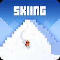Skiing Yeti Mountain icon