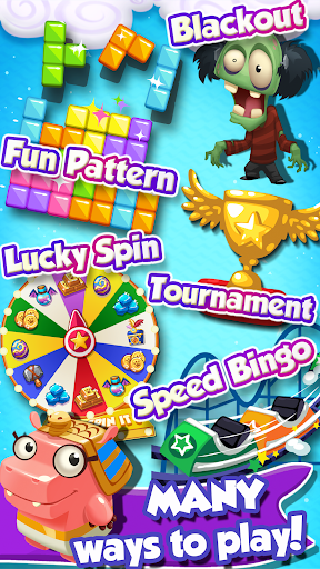 Bingo Dragon - Free Bingo Games apkmr screenshots 15