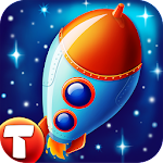 Space vehicles (app for kids) Icon
