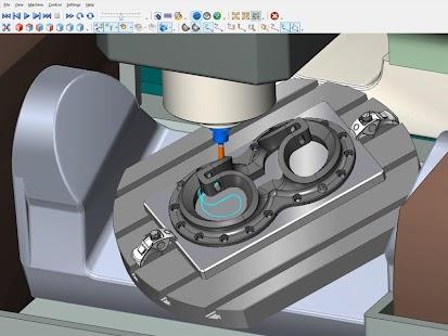 3D MasterCAM Manual - náhled