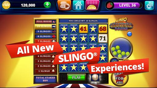 Slingo Arcade: Bingo Slots Game modavailable screenshots 3