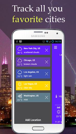 天氣必備免費app推薦|天気予報:5日線上免付費app下載|3C達人阿輝的APP