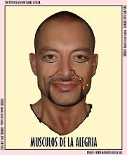 Photo: MÚSCULOS DE LA ALEGRÍA WWW.MORFOPSICOLOGIA.ORG MOISÉS ACEDO CODINA