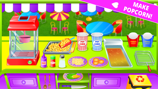 Street Food Kitchen Chef - Cooking Game 1.1.6 screenshots 6