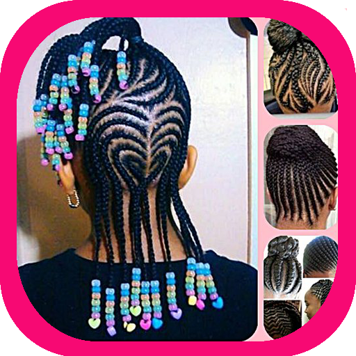 Kids Hairstyle And Braids 2019 Apps On Google Play