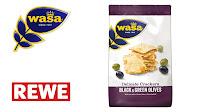 Angebot für Wasa Delicate Crackers Grüne & Schwarze Oliven im Supermarkt - Wasa