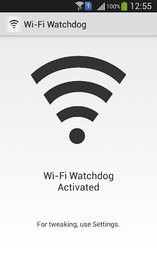 Wi-Fi Watchdog