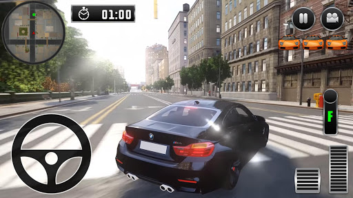 City Driving Bmw Simulator for PC