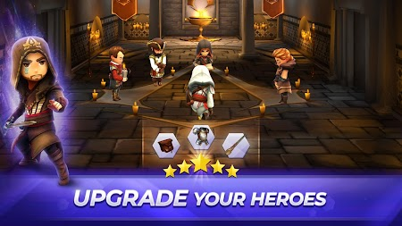 Assassin's Creed Rebellion APK screenshot thumbnail 5