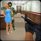 Modern Action Commando FPS icon