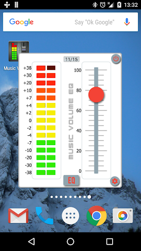 Music Volume EQ for PC