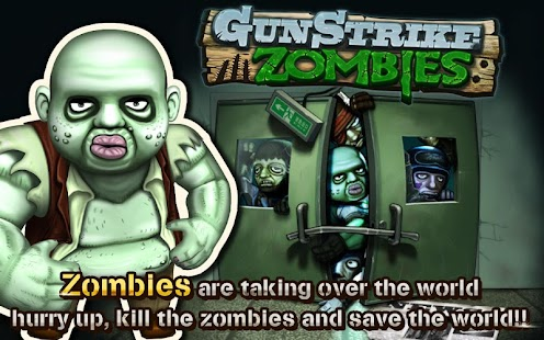 Gun Strike Zombies Screenshot