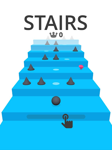 Stairs - screenshot