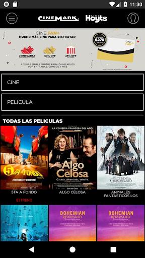 Cine Hoyts Argentina 3.0.8 screenshots 1