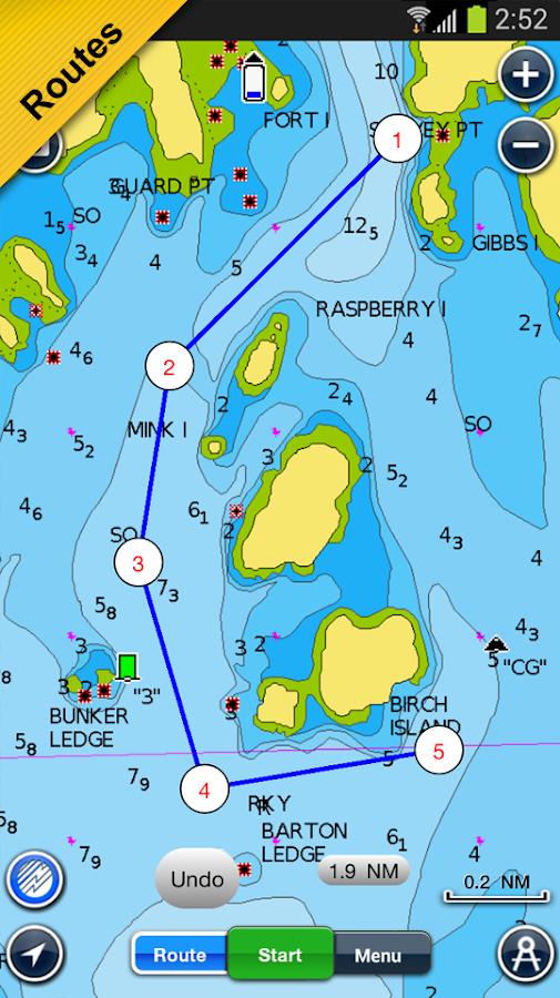 Boating Carib&S.Amer- screenshot