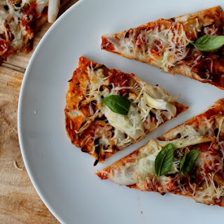 Easiest Thin Crust Pizza