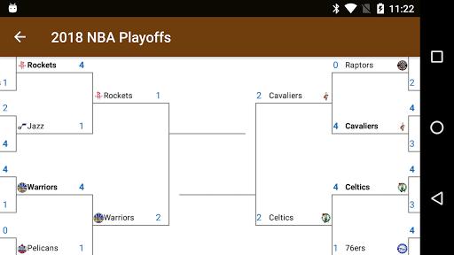 Sports Alerts - NBA edition 2.7.2 screenshots 4