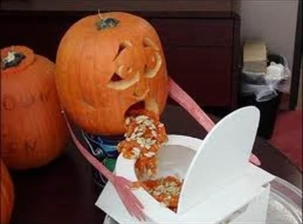 Drunken Pumpkin Cheesecake