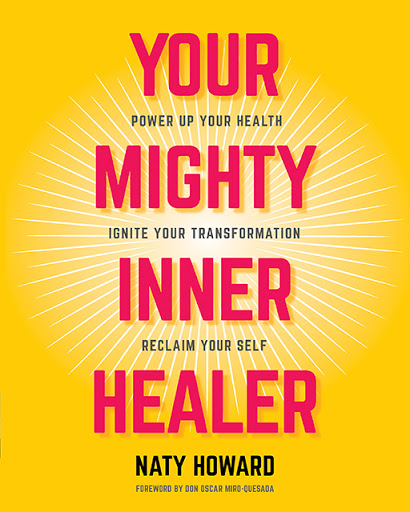 Your Mighty Inner Healer cover