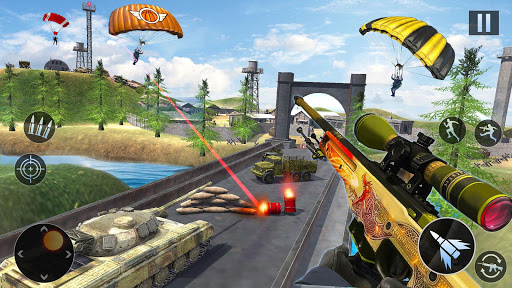 FPS Commando Anti Terrorist Strike Shooting Games 5.1 Screenshots 6