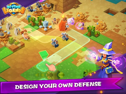 Divine Legends Apk Download For Android and Iphone 8