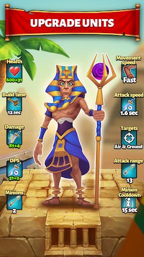 Dynasty Duels - RTS Game  screenshots 3