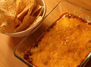 Easy Chili Dip Recipe