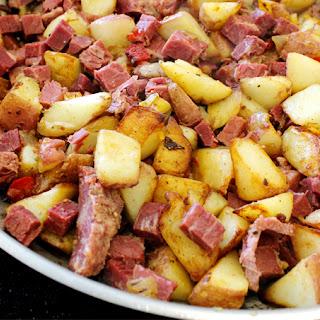 Easy as Crispy Corned Beef Hash Recipe