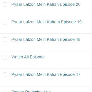 Pyaar Lafzon Mein Kahan - náhled