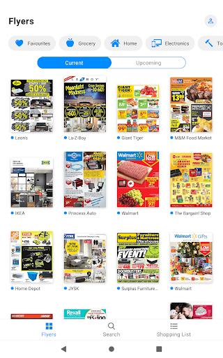 reebee: Flyers, Deals & Shopping List 4.5.8 screenshots 11