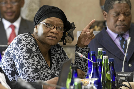 What you need to know about speaker of parliament Thandi Modise
