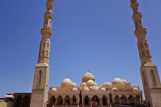 Photo: One of Hurgada's mosques