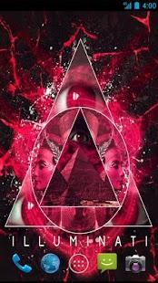 Illuminati Wallpapers - náhled