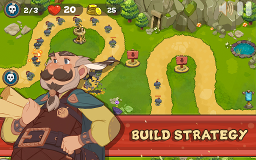 Tower Defense Realm King screenshots 12