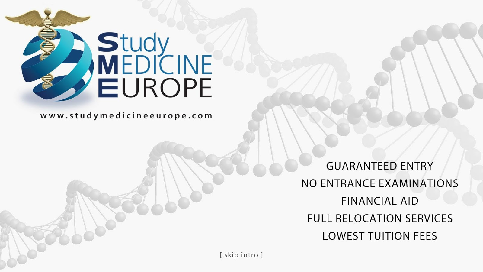 Study Medicine Europe- screenshot