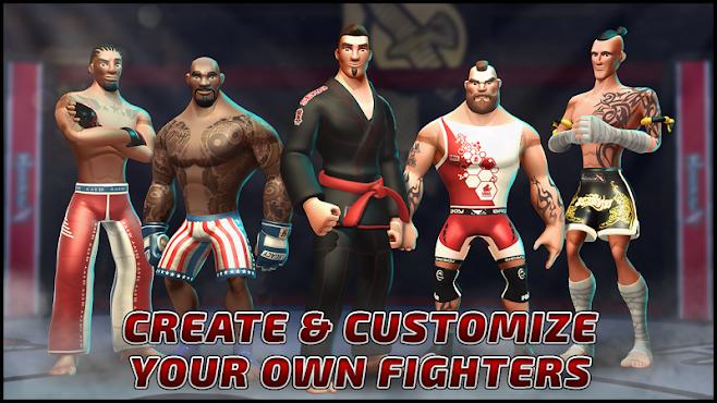 MMA Federation v2.12.17