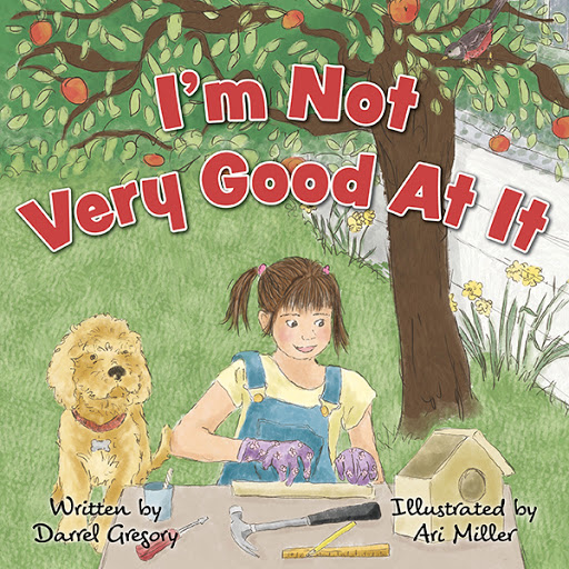 I'm Not Very Good At It cover