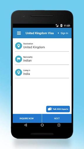 UK Visa App photos 2