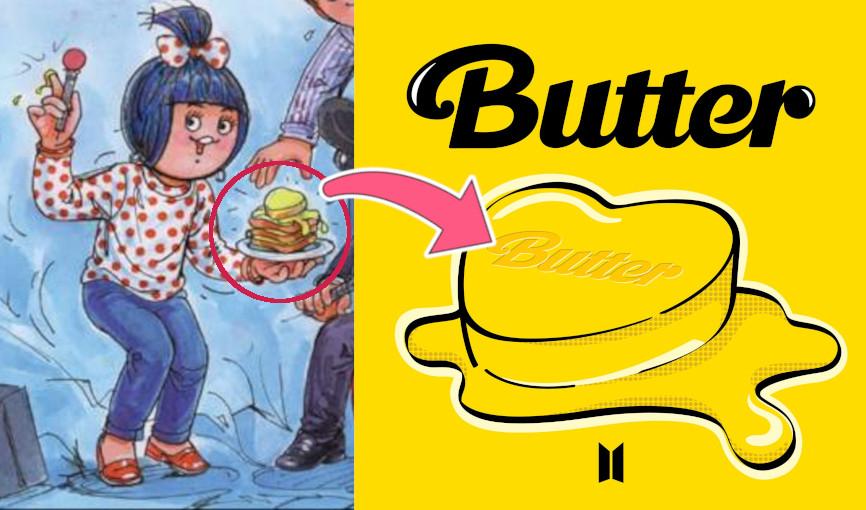 amul bts butter