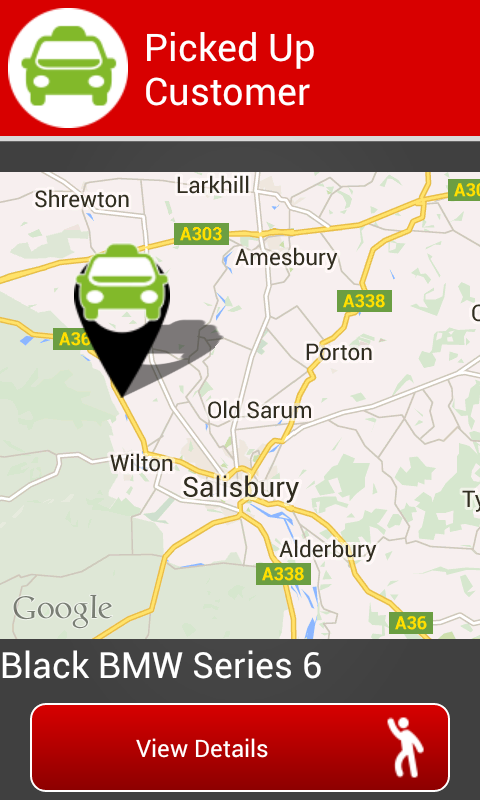City Cabs Salisbury- screenshot