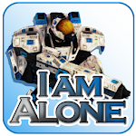 I am Alone (슈팅 게임, Shooting game) icon