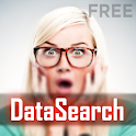 DataSearch ☑ Background Check & People Search App icon